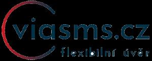 viasms.cz logo